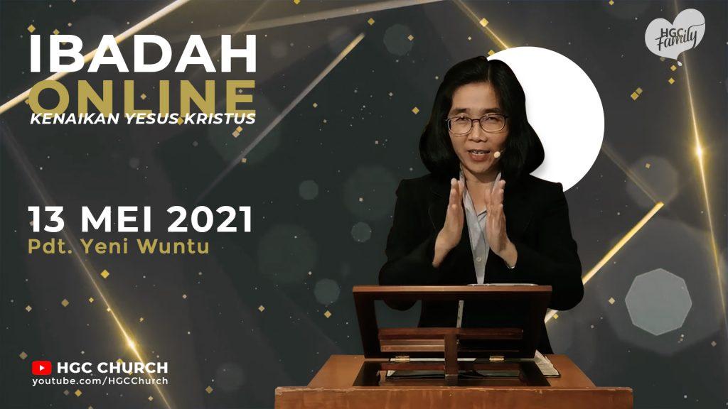 IBADAH ANAK SEKOLAH MINGGU ONLINE, 25 April 2021 - Gereja ...